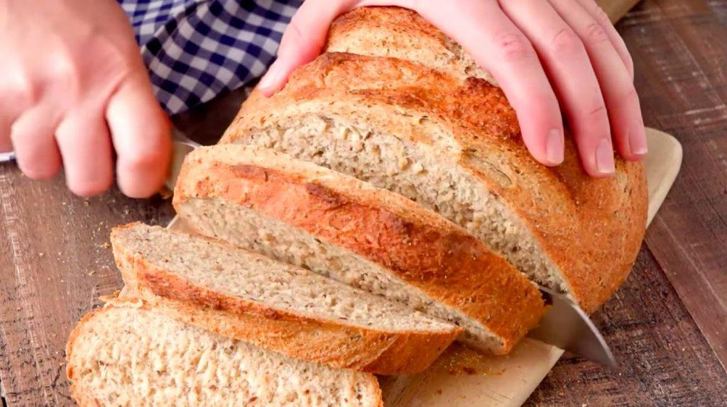 Pan rápido de alcaravea