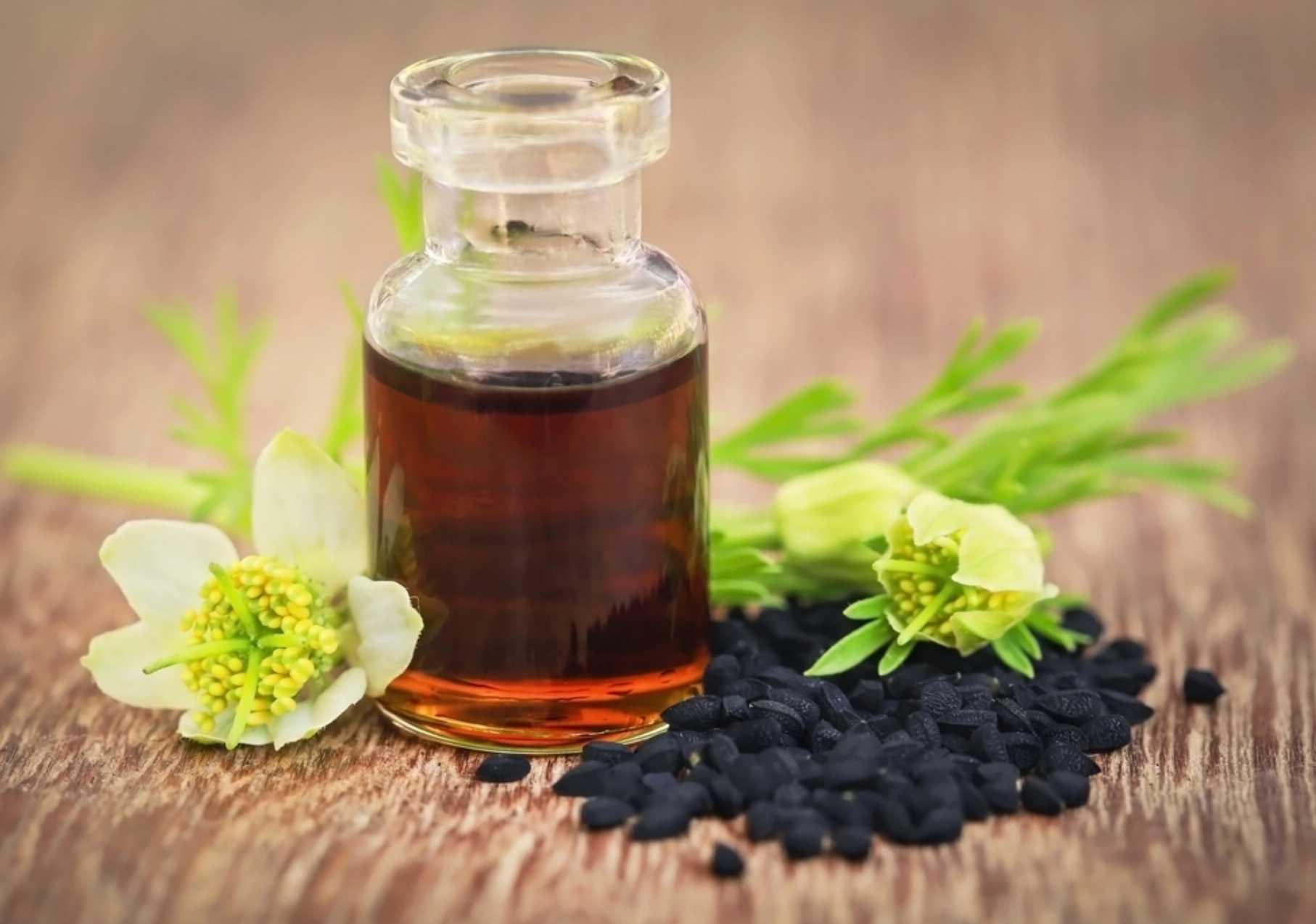 aceite de comino negro neguilla